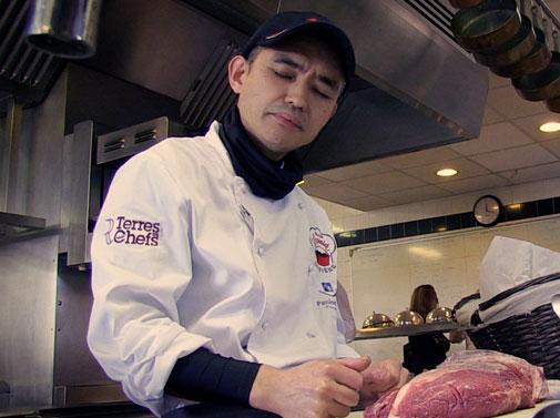 Itamae (le cuisinier)